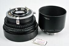 EX Som berthiot paris flor 105mm f/4.5 Modified to Hasselblad mount #X00613