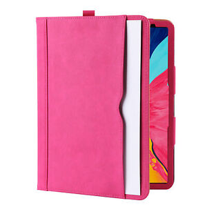 "Apple iPad Air 4th Generation 10.9"" Soft Leather Case Smart Cover Sleep Wake US"