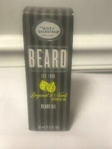 The Art Of Shaving Beard Oil - Bergamot & Neroli Essential Oil 30ml/1oz