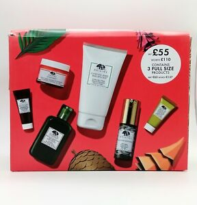 Origins - Limited Edition 'Most Loved' Skincare Gift Set- NEW DAMAGED BOX