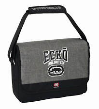 ECKO Borsa a tracolla per Laptop scolastica Notebook Bag