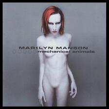 MARILYN MANSON - MECHANICAL ANIMALS CD ~GOTH / INDUSTRIAL ROCK *NEW*