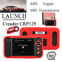 LAUNCH X431 Scanner Engine Transmission ABS Airbag Oil EPB DPF OBD2 Code Reader