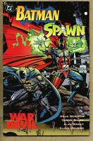 GN/TPB Batman Spawn War Devil 1994 nm+ 9.6 Doug Moench DC / Image