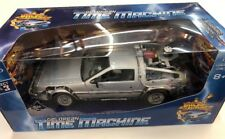 Back To The Future 2 Time Machine 1:24 Diecast Car