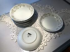 "SHEFFIELD CHINA 501 5.5"" DESSERT BOWLS (10) P3051B"