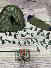 Lot Of Army Men, Ultra Corps Accessories & Unbranded Military Toys