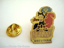 PINS LE CHAT BOTTE BISCUITERIE VINTAGE PIN'S wxc 24