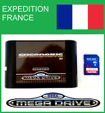 Everdrive Sega Megadrive + Carte SD 8go - Genesis 32X Flash Cart Card Mega Drive