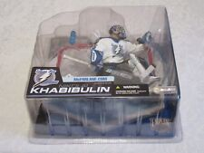 McFarlane NHL Series 6 Nikolai Khabibulin Chase Variant White Lightning Figure