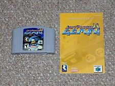 Jet Force Gemini N64 Nintendo 64 Cartridge & Manual