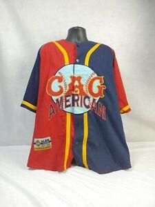 Chicago American Giants 1928 Negro Baseball League Museum Jersey XL