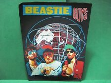Vintage - Back Patch Jackets - Beastie Boys Raperos - Original 80'