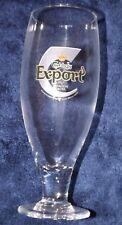 CARLSBERG EXPORT ½ PINT PREMIUM LAGER GLASS STEMMED WINE GLASS