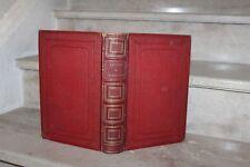 Fables de la fontaine, illustrations par grandville (ed relié de 1878)