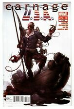 Carnage USA #3 (Marvel 2012) 1st Appearance Agent Venom | Clayton Crain | NM 9.4
