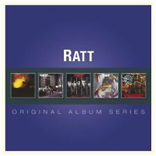 RATT ORIGINAL ALBUM SERIES 5CD ALBUM SET (2013)