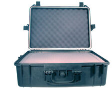 CABAC Waterproof Instrument Case and Serrated Foam Insert - 575mm