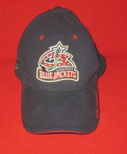 CCM NHL Columbus Blue Jackets Sewn Hat Size Small/Medium