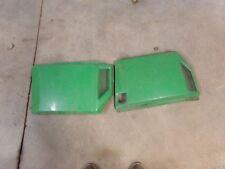 JOHN DEERE 420 SIDE COVER PANELS MOTOR ENGINE LEFT RIGHT