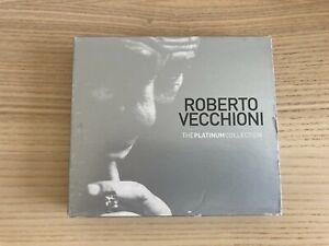Roberto Vecchioni _ The Platinum Collection _ 3 X CD BoxSet _ 2017 RARA VERSIONE