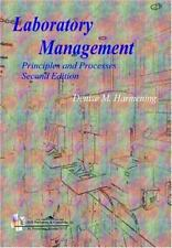 Laboratory Management: Principles and Processes by Denise M. Harmening , Paperba