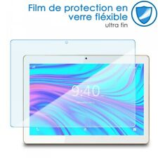 Protection en Verre Fléxible pour Tablette LNMBBS Tactile 10,1 Pouces