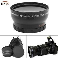 58mm 0.45X Super Wide Angle Lens for Canon 18-55mm LENS 1100D 550D 600D 500D kit