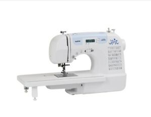 Brother XR9550 165 Utility LCD Wide Table Sewing and Quilting Machine