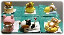 Rilakkuma & McDonald's Collab 2018 Happy Meal Novelty 6 Kinds complete New Japan