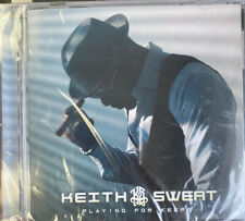 New: Keith Sweat - Playing For Keeps [Contemporary R&B/Soul] Cd