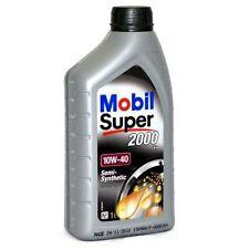 OLIO MOTORE MOBIL SUPER 2000 10W40 6 LITRI