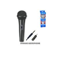 SanSai DM-300 Dynamic Professional Vocal Microphone - Black