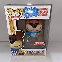 Golden Crisp Sugar Bear Funko Pop #22 In Box