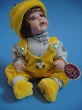 The Christina Verdi Doll Collection -  Porcelain - New w/o Box