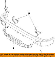 TOYOTA OEM 92-95 Pickup Front Bumper-Mount Bracket Right 5201135060