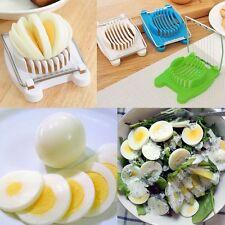 Cutter Fruit Stainless Steel Chopper Peeler Egg Slicer Home Kitchen Cut Tool AU