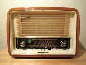 TELEFUNKEN Gavotte 55 vintage Röhrenradio