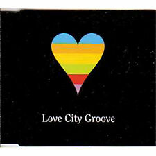 Eurovision 1995 UK : Love city groove MAXI CD 7 remixes