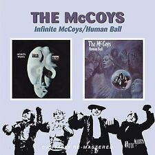 The Infinite McCoys/Human Ball * by The McCoys (CD, Nov-2009, 2 Discs, Beat Goes On)