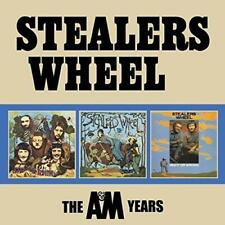Stealers Wheel - The A&M Albums (NEW 3CD)