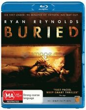 Buried = NEW Blu-Ray Region B