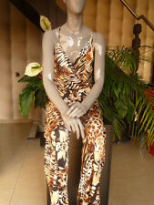 Salopette léopard taille 38/40 Chic Fille