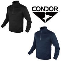 Condor Tactical Velocity Performance Pullover Sweater Quarter Zip Base Layer