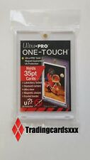 ♦Pokémon/Yu-Gi-Oh!♦ Protection One Touch Magnetic Card Holder Ultra PRO 35pt