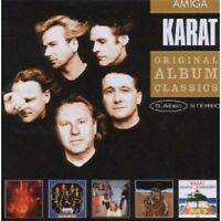"KARAT ""ORIGINAL ALBUM CLASSICS"" 5 CD NEU"