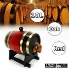 Pine Wooden Barrel 10 Liter Whiskey Wine Barrel Spirits Storage Wine Keg Storage