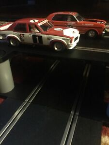 Scalextric - Bathurst Legends Complete Slot Car Set C1365 Like NEW