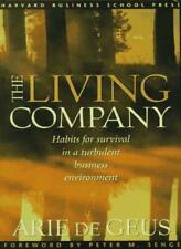 The Living Company-Arie P. De Geus
