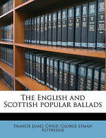 NEW The English and Scottish popular ballads Volume 2 by Francis James Child